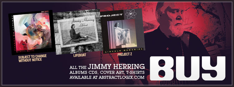 Buy Jimmy Herring Album CDs